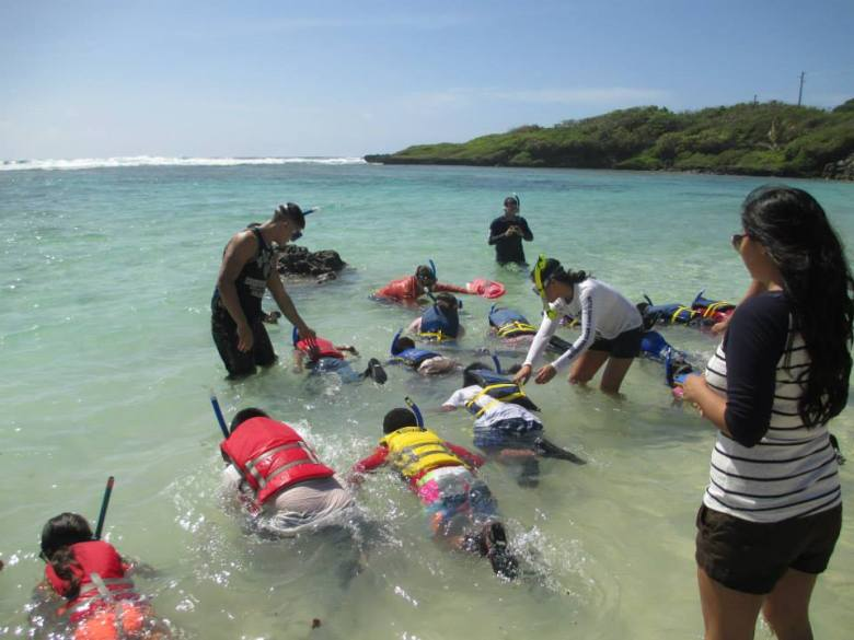 Ready, Set, Snorkel! Free guided snorkeling tours for families!