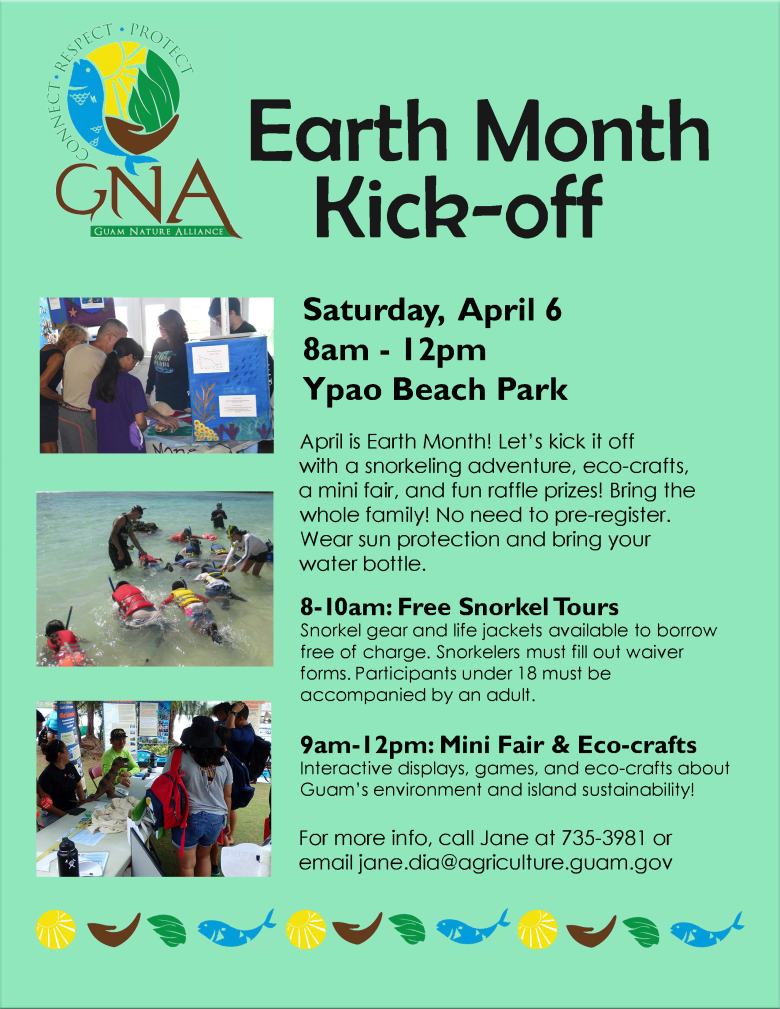 Earth Month Kick-off flyer_FINAL